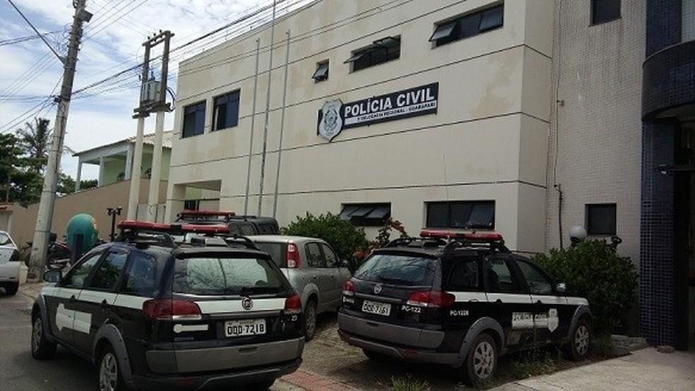 Homem é preso depois de matar ex a facadas em Anchieta, no Sul do ES  — Foto: Divulgação/ PCES