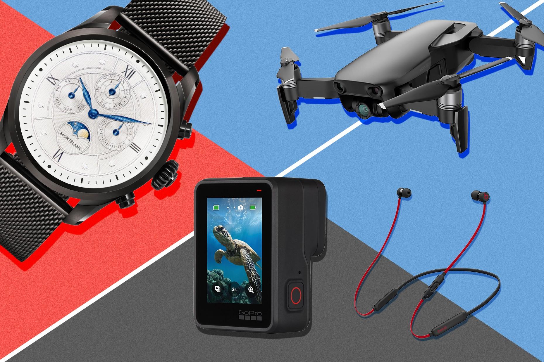 gadgets (Foto: Arte: GQ Brasil)