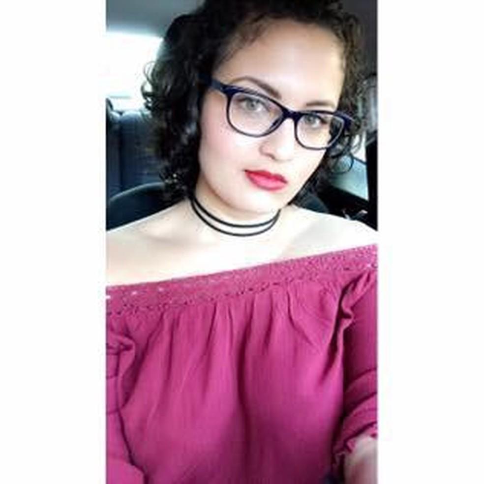 Jovem de MS está desaparecida na Austrália há 8 dias. — Foto: Arquivo pessoal/ Criskelly Veloso Gomes