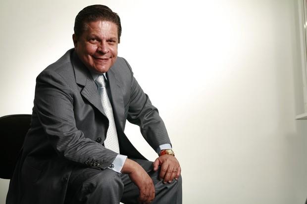 Carlos Alberto de Oliveira Andrade (Foto: Daniela Toviansky/ Editora Globo)