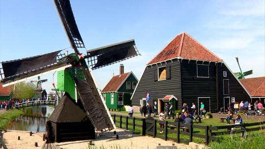 Conheça parque nacional dominado por aves na série Holanda, Terra, Água e Ar