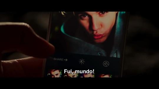 Ben Stiller tenta bater recorde de pau de selfie na pré-estreia de 'Zoolander 2'