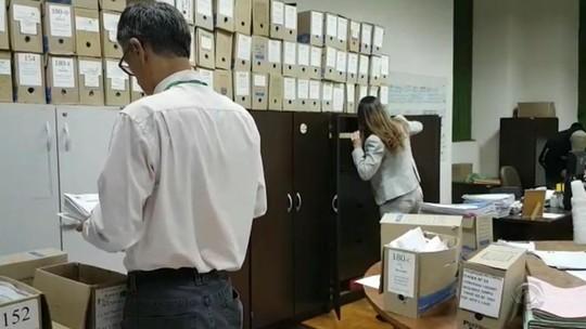Dois secretários suspeitos de irregularidades em licitações são afastados em Bagé