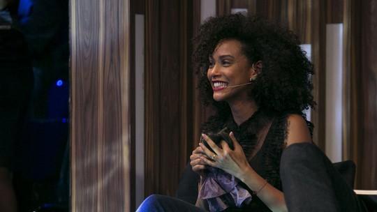 Taís Araújo diz que ficou surpresa com convite para apresentar o 'PopStar': 'Achei que era trote'