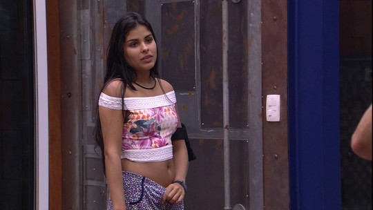 Munik conta a Renan que tinha implicância com Tamiel: 'Cara de pau'