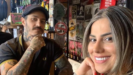 Vanessa Mesquita, campeã do 'BBB14', apresenta o namorado, e eles revelam curiosidades em quiz; assista!