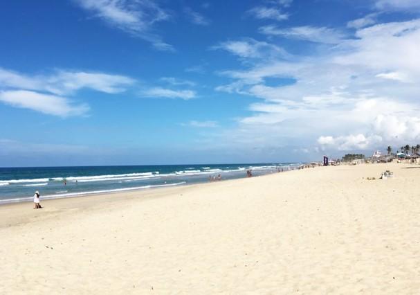 Praia do Futuro (Foto: Instagram/Reprodução)