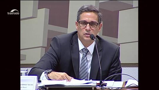 Senado aprova Roberto Campos Neto para o Banco Central