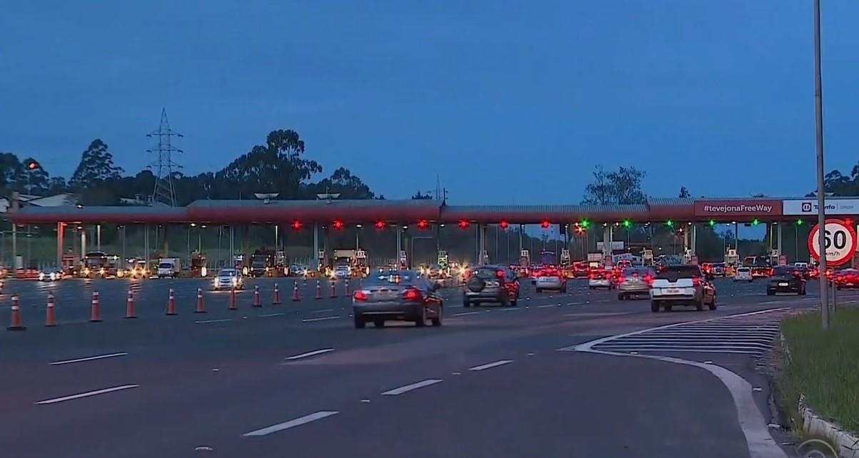 Governo do RS estuda assumir a administração da freeway