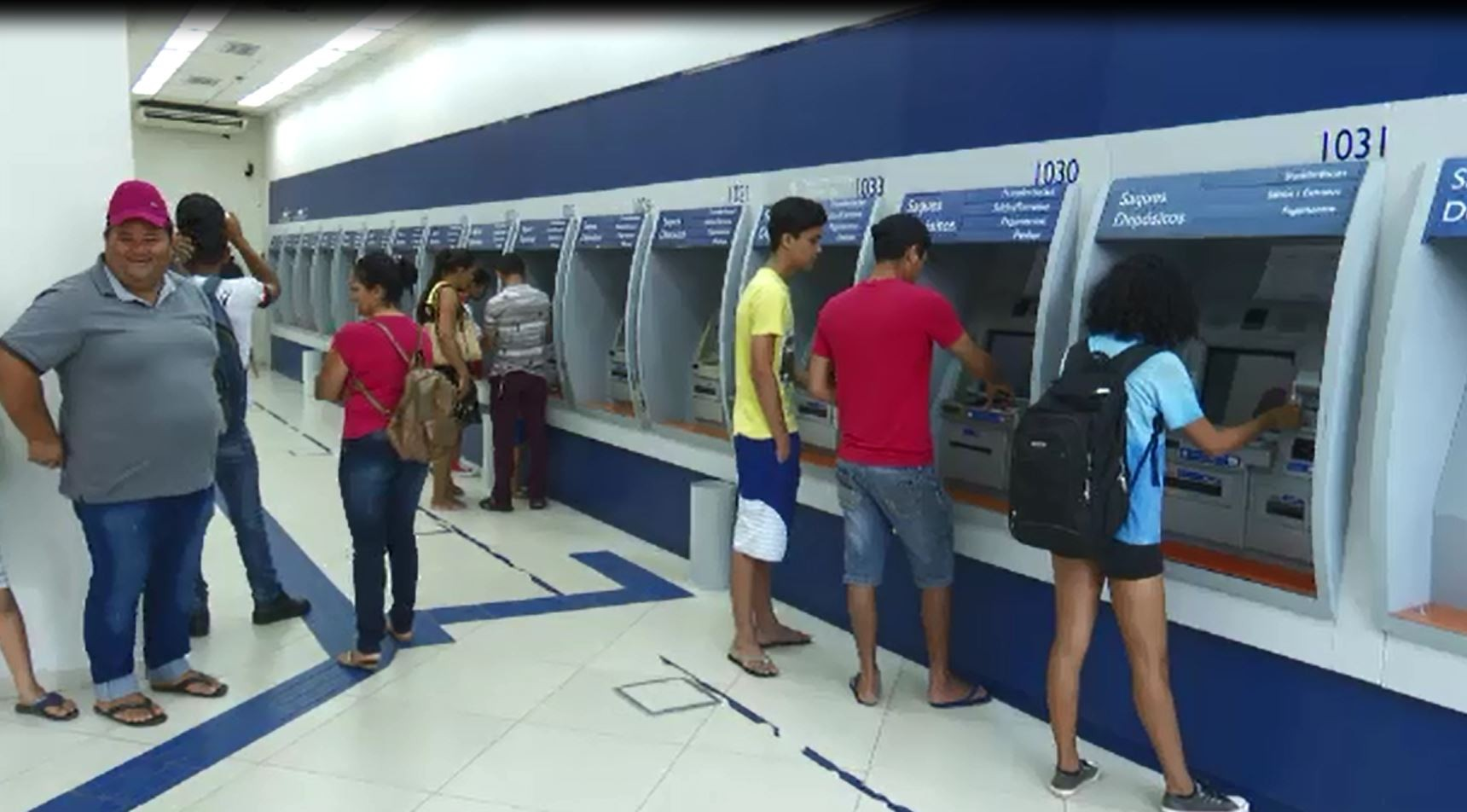 No Acre, Caixa tem movimentação tranquila no segundo dia de saque do FGTS - Notícias - Plantão Diário