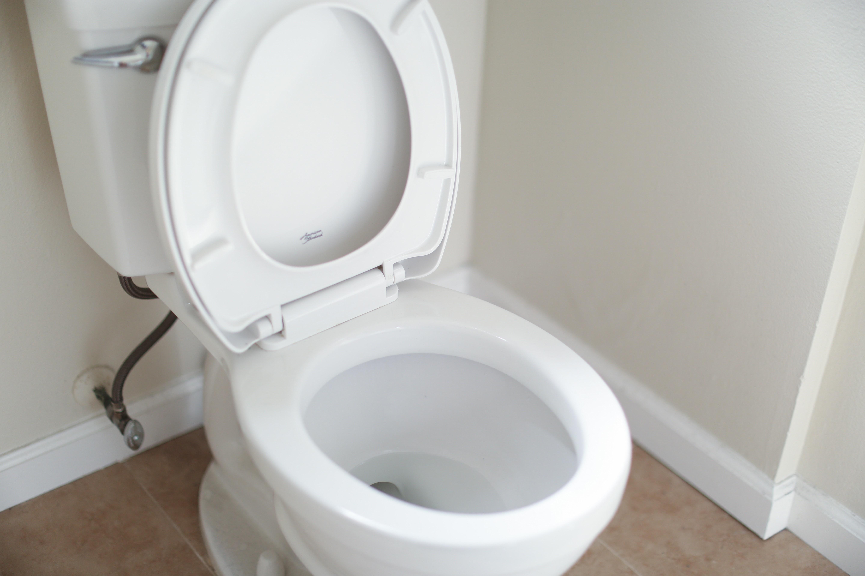 Pesquisadores descobriram que a descarga pode espalhar o vírus no banheiro (Foto: Unsplash)