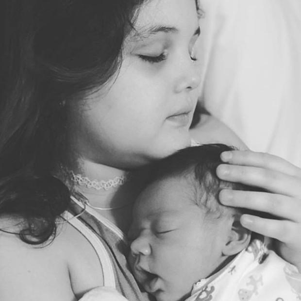 Maysa e MAria (Foto: Reprodução/Instagram)