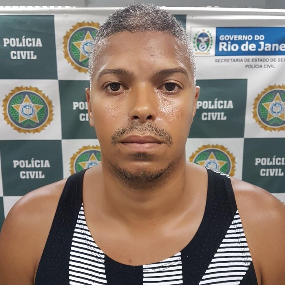 Anderson Chrispe Cavalcante, conhecido como Nem, foi preso em 2018 e é suspeito de participar de homicídios com envolvimento do grupo — Foto: Divulgação