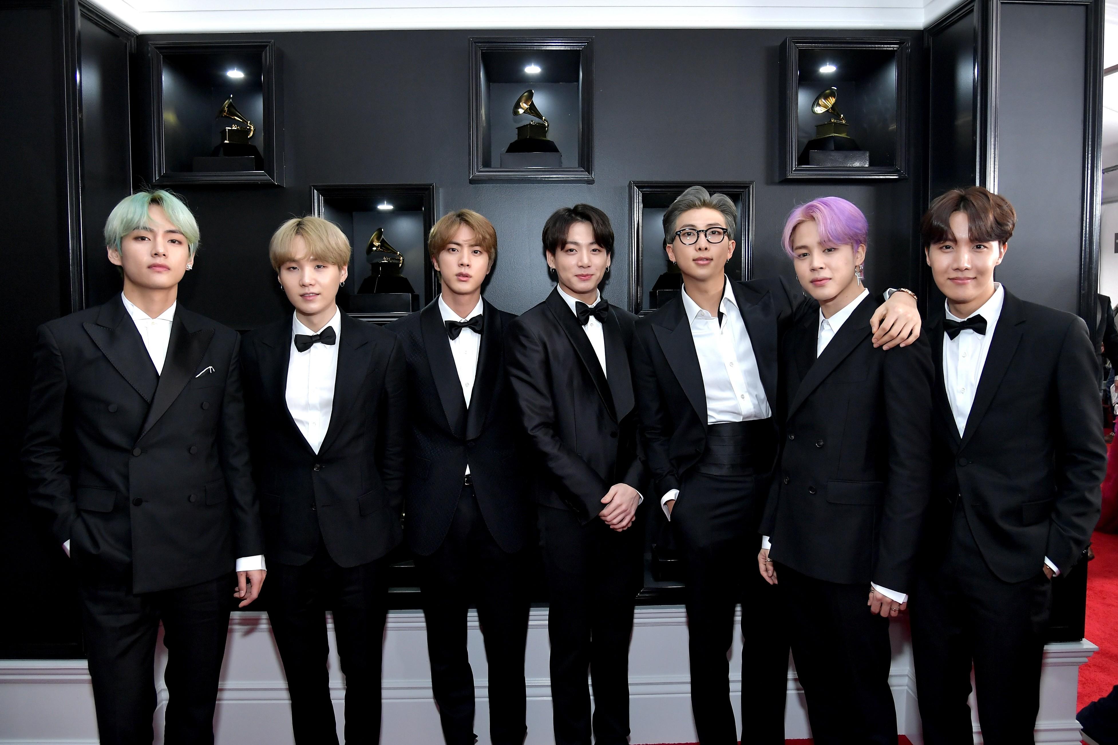 BTS (Foto: Getty Images)