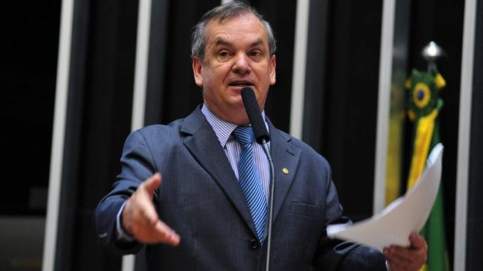 Deputado federal licenciado Rogério Peninha Mendonça (MDB-SC)