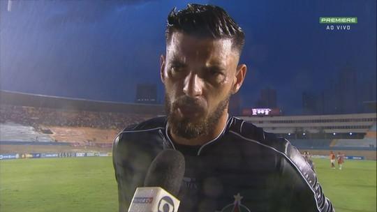 Fabrício comenta mais uma derrota do Boa Esporte na Série B