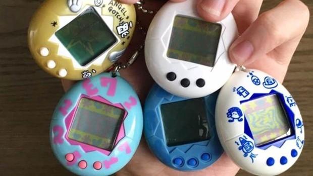 O brinquedo foi lançado nos anos 1990 (Foto: JOSIAH CHUA)
