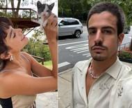 """Bruna Marquezine diz que Enzo Celulari visita gata todo mês: """"Acho ruim quando não vem"""""""