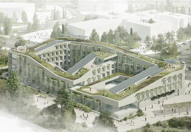 Campus para Cidades Vivas (Foto: C40 Cities)