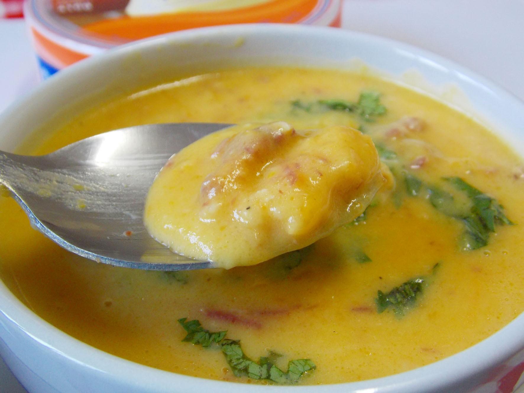 sopa de abóbora_regina (Foto: Divulgação)