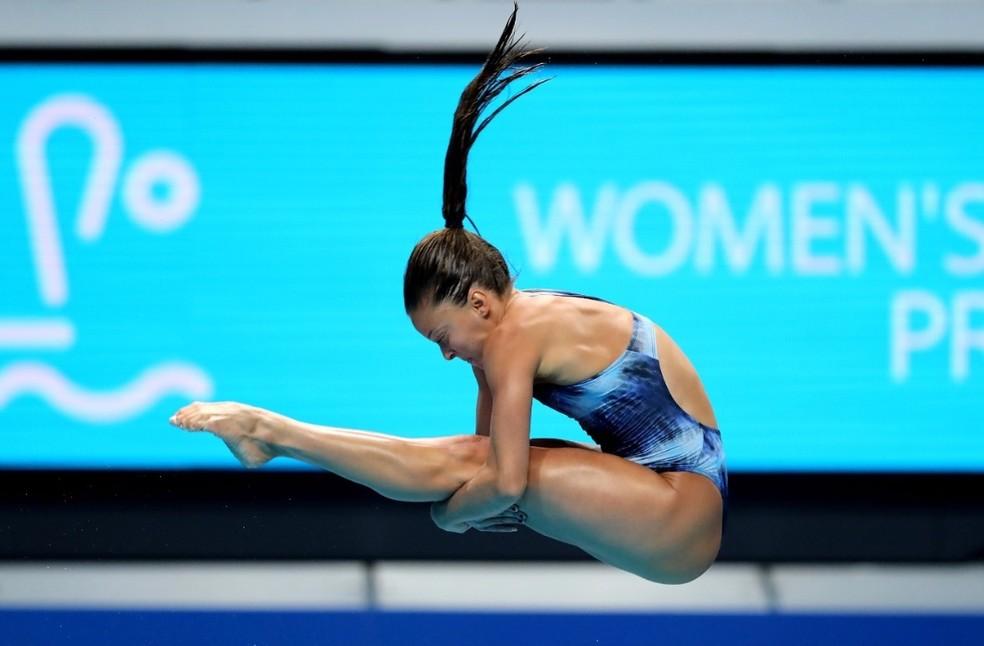 Luana Lira garante vaga nas Olimpíadas de Tóquio — Foto: Divulgação