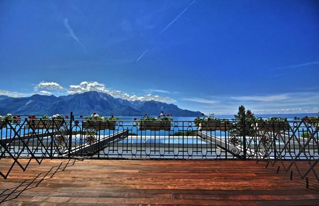 Grand Suisse Majestic, na Suíça (Foto: Divulgação)