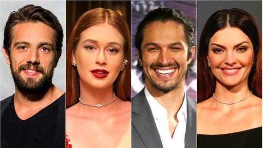 Marina Ruy Barbosa, Rafael Cardoso, Romulo Estrela e mais famosos revelam o que marcou suas vidas em 2017