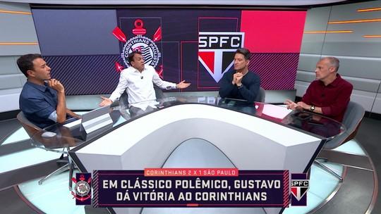 No Seleção SporTV, comentarista afirma que Gustagol tem alma corintiana
