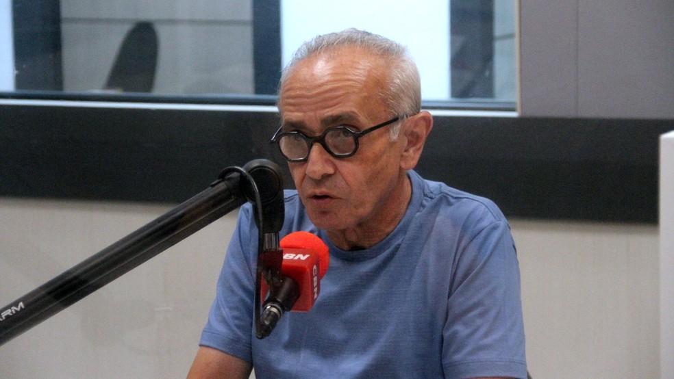 Cícero Lucena promete estimular aumento de moradores no Centro de João  Pessoa, em entrevista à CBN | Eleições 2020 na Paraíba | G1