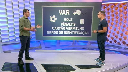 Gaciba analisa o VAR usado na final da Copa do Brasil