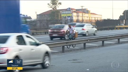 Mortes no trânsito em Guarulhos aumentam quase 40% no primeiro semestre de 2018