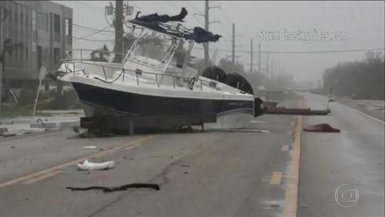 Após atingir Caribe e Flórida, furacão Irma perde força e vira tempestade