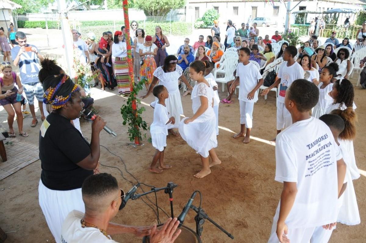 Quissamã, RJ, recebe atrações culturais durante o feriadão da Consciência Negra