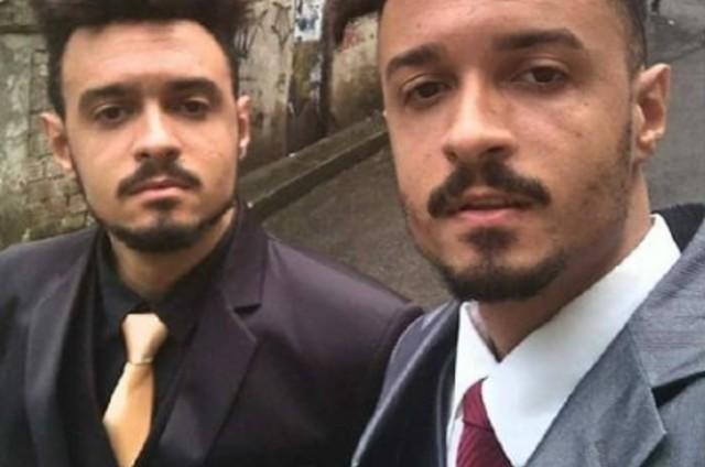 Eduardo e Marcos Carvalho (Foto: Reprodução)