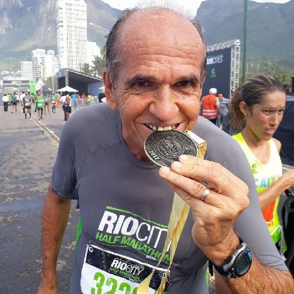 Roberto Lopes fraudou meia maratona no Rio