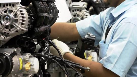 Pacheco: Capacidade da indústria atinge o maior nível desde 2014, diz pesquisa da CNI