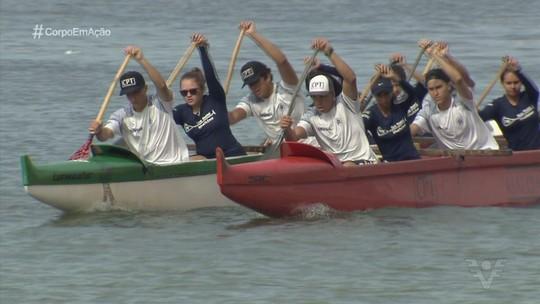 Atletas da região comentam desempenho no Sul-Americano de Canoa Havaiana