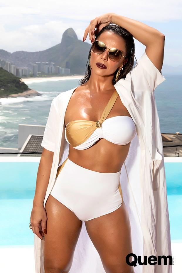 Viviane Araújo (Foto: Leo Lemos/ Ed. Globo)