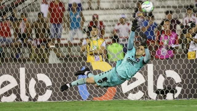 Náutico x Botafogo Gatito Fernández