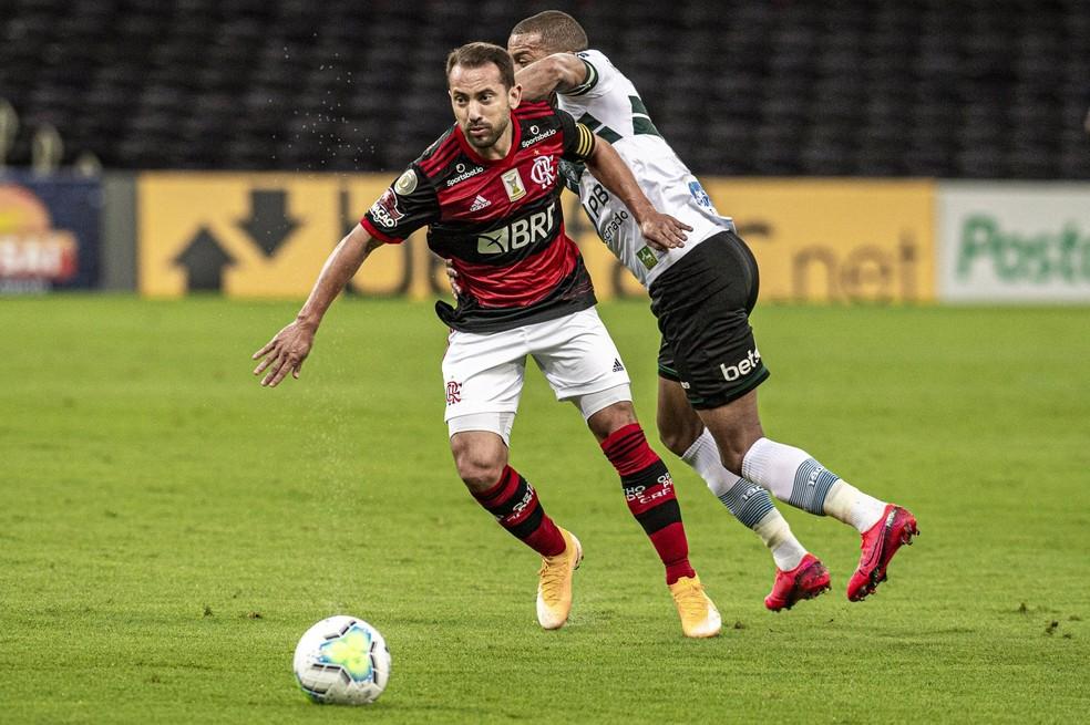 """PVC ressalta atenção em Coritiba x Flamengo, pela Copa do Brasil: """"Não é o  confronto da desigualdade""""   copa do brasil   ge"""