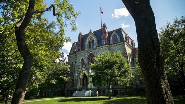 Universidade da Pensilvânia é a instituição com o maior número de ex-alunos entre a lista da Forbes de pessoas mais ricas do mundo (Foto: Divulgação)