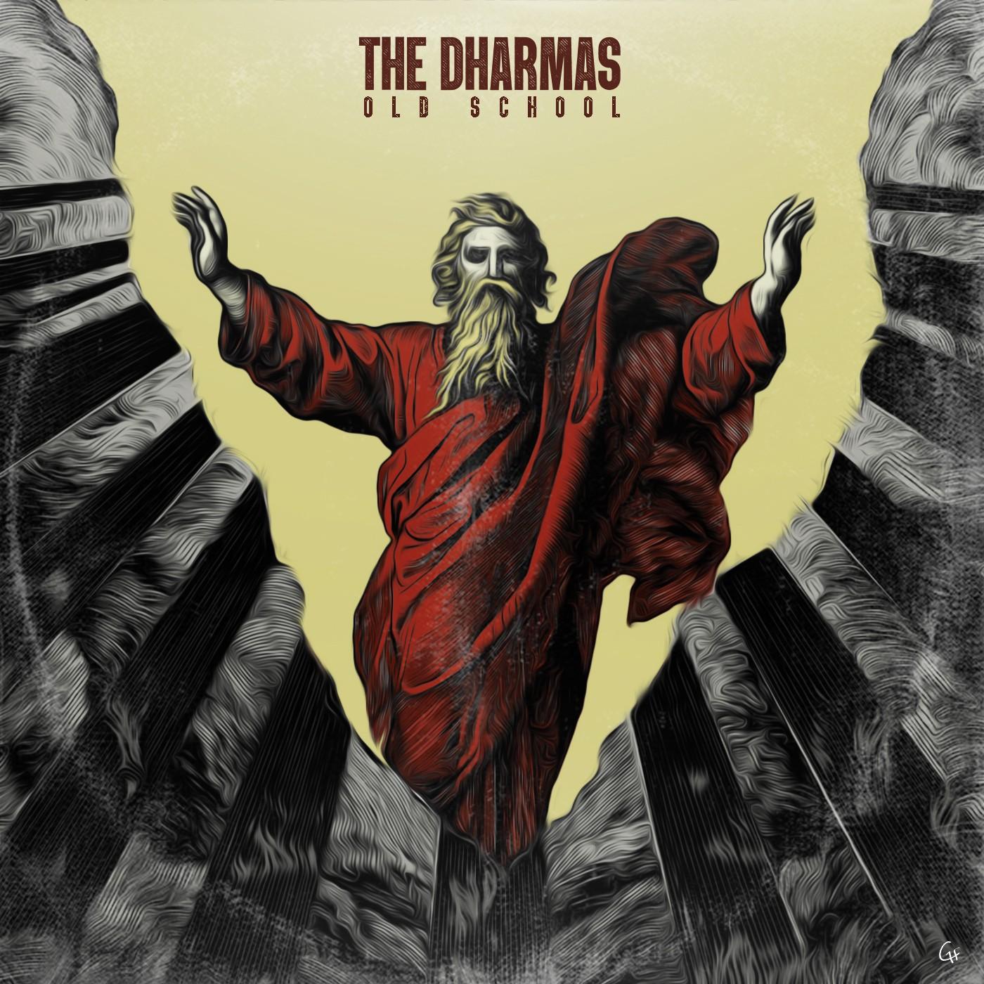 Banda The Dharmas celebra a juventude com os três acordes do rock 'Old school' - Notícias - Plantão Diário