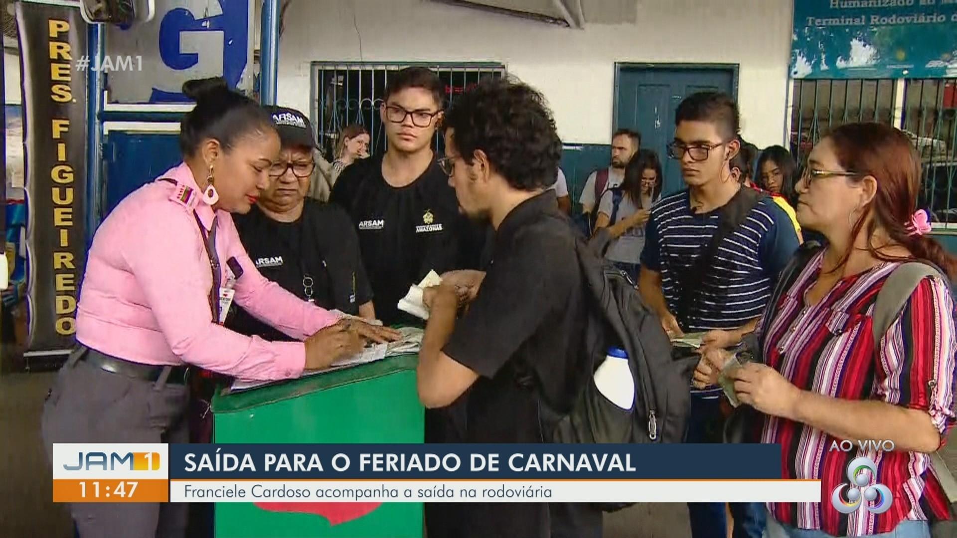 VÍDEOS: Presidente Figueiredo reforça segurança para 'Carnachoeira'; veja destaques do JAM 1