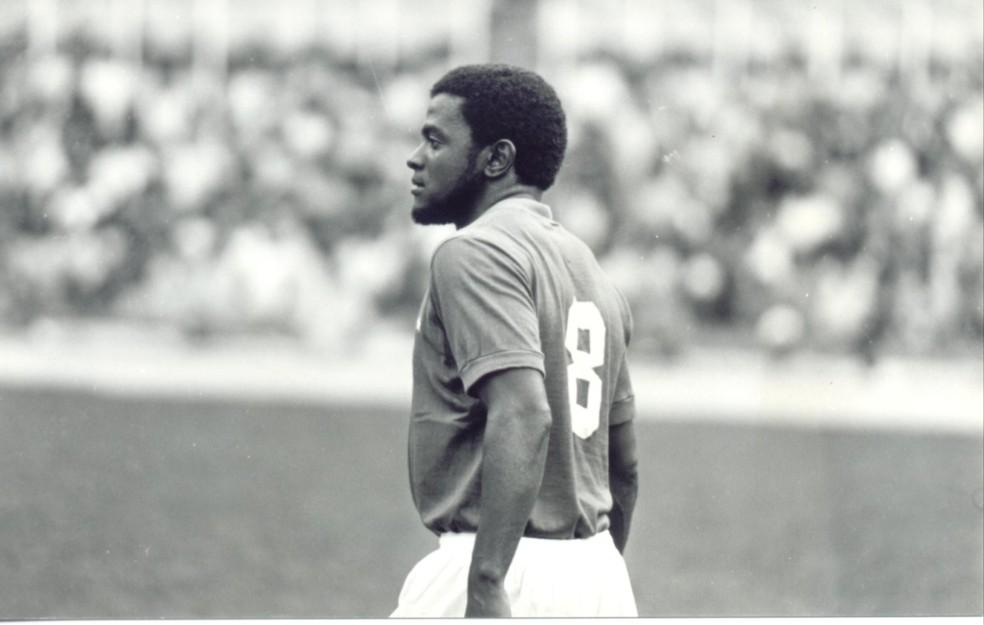 Zé Carlos jogou pelo Cruzeiro entre 1967 e 1977 (Foto: Reprodução / site oficial do Cruzeiro)