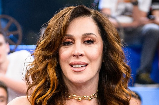 Claudia Raia (Foto: Ramón Vasconcelos/ TV Globo)