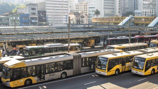 Neste ano, apenas o mês de março registrou chuvas acima da média na capital paulista (Foto: Getty Images via BBC News Brasil)