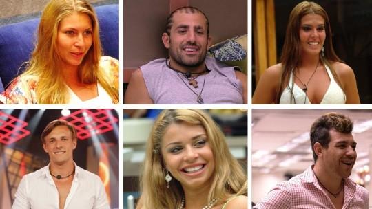 'BBB': confira o antes e depois dos paranaenses que participaram do reality