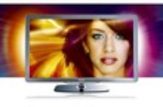 TV LED Philips 52' 8605D