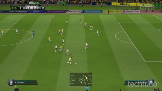 Ranking do FIFA 19 tem brasileiros no top 10 do Xbox One e PS4