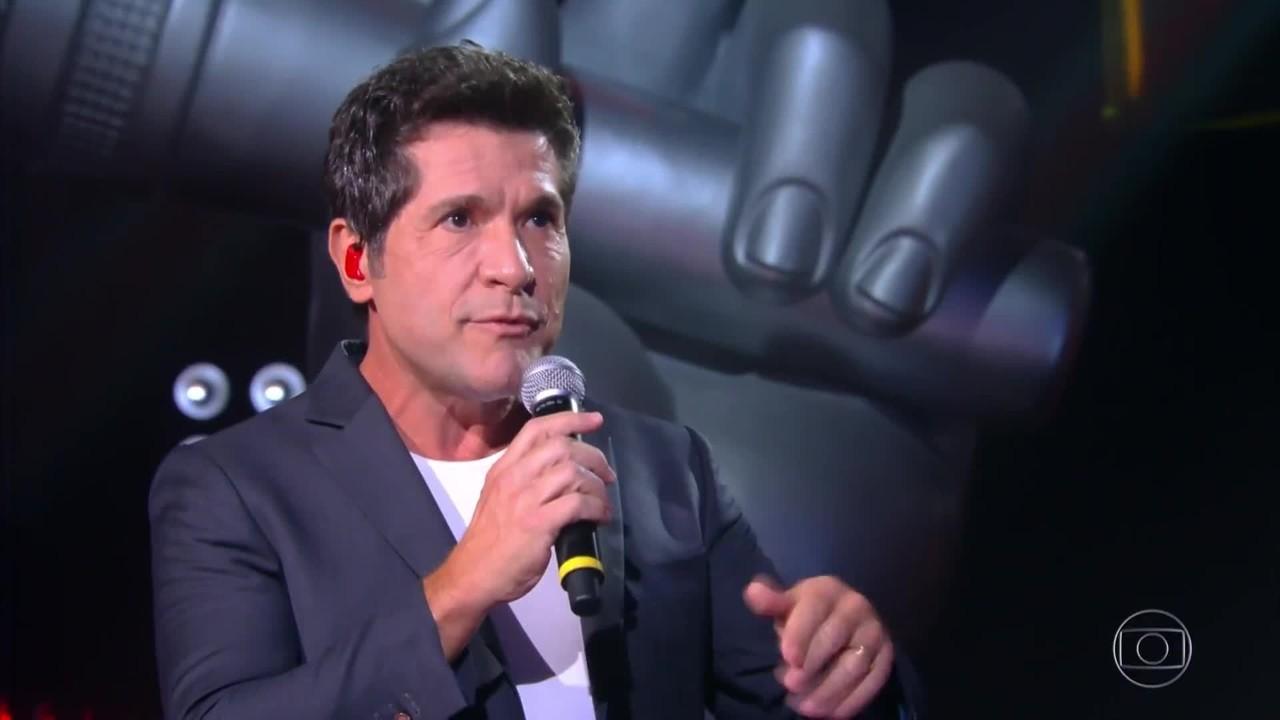Daniel comenta sobre seu retorno à família 'The Voice'
